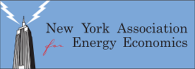 New York Association for Energy Economics - Lunch with Charlotte Matthews