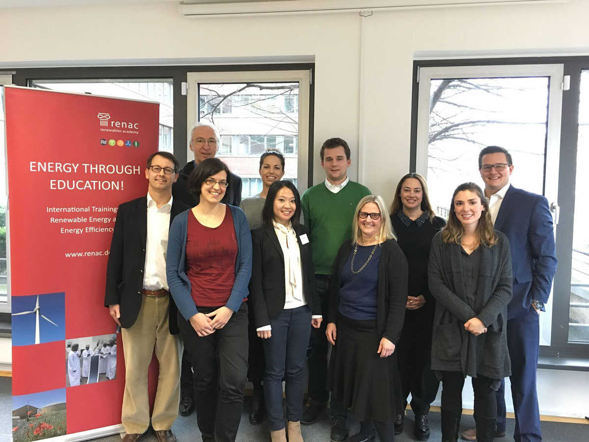 Energy System Transformation: Delegation Trip to Germany