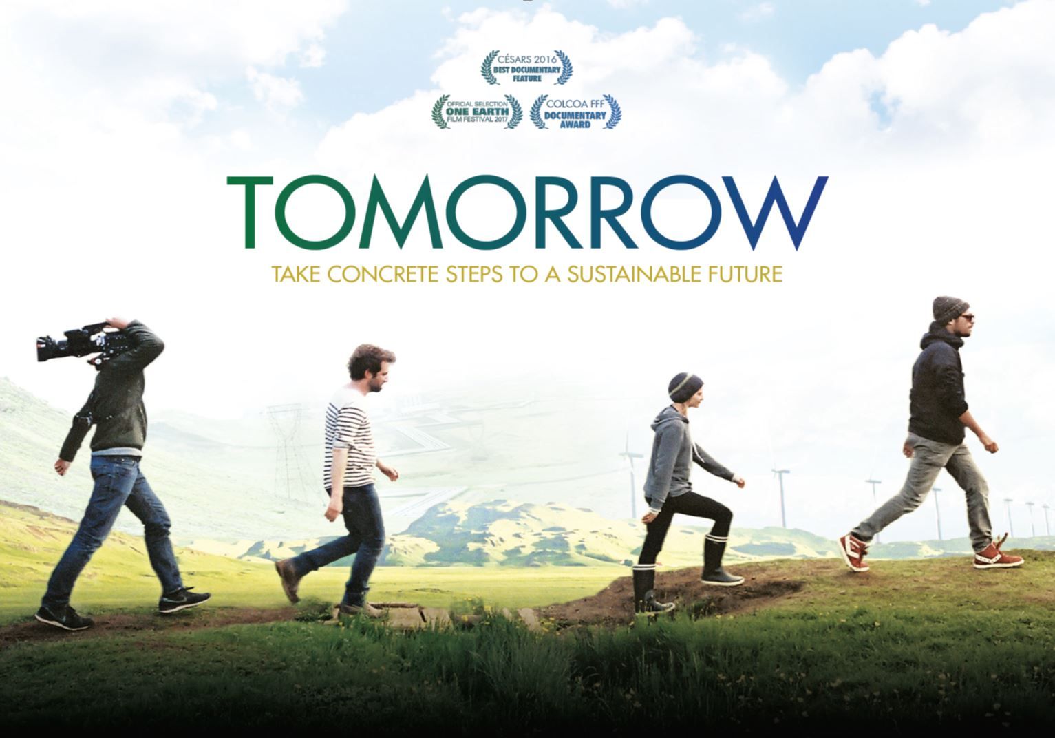"WISE Summer Movie Night: ""Tomorrow"""