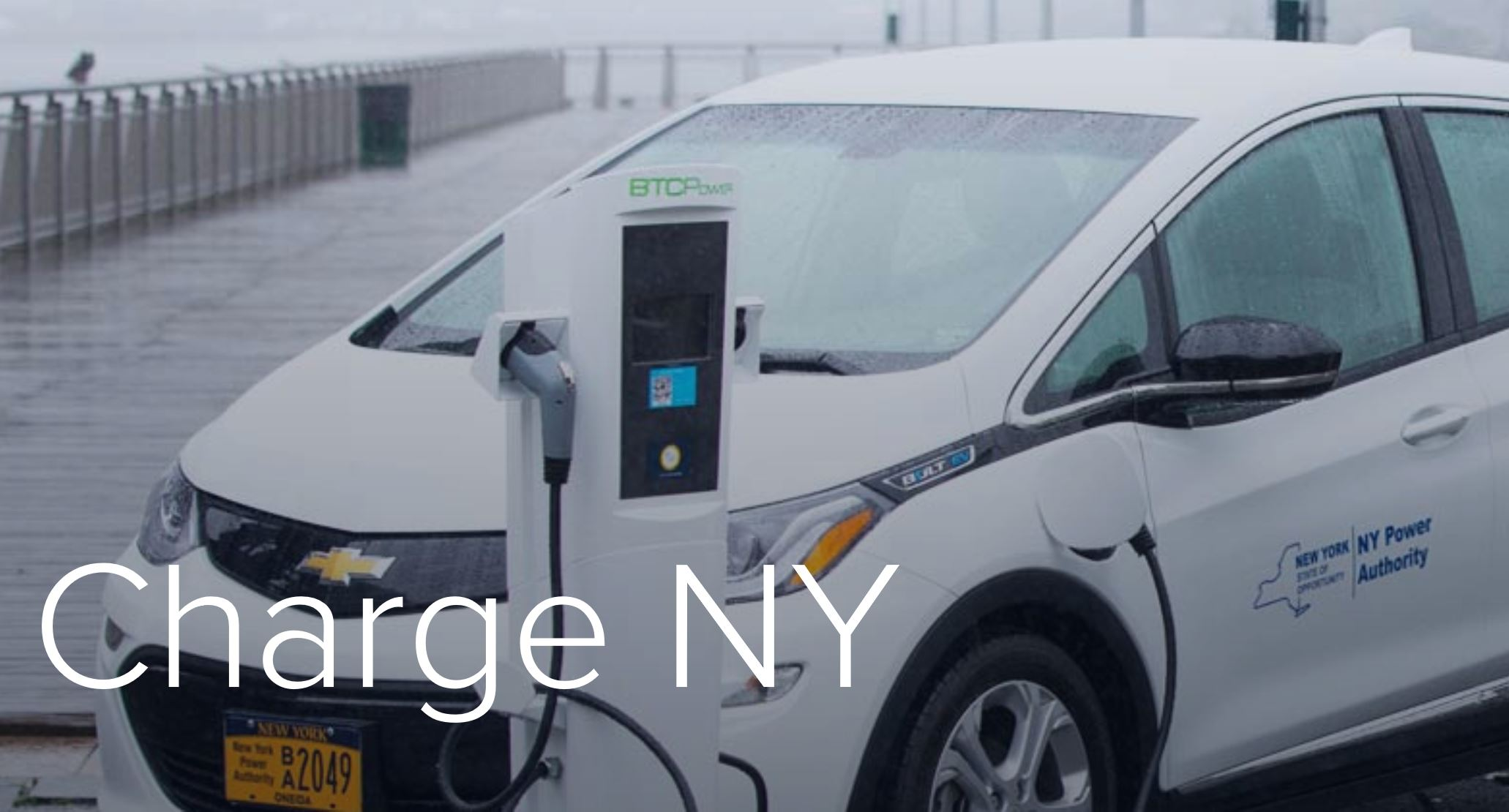 ReCharge NY Workplace EV Charging Program