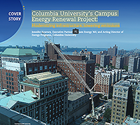 District Energy: Columbia University's Campus Energy Renewal Project