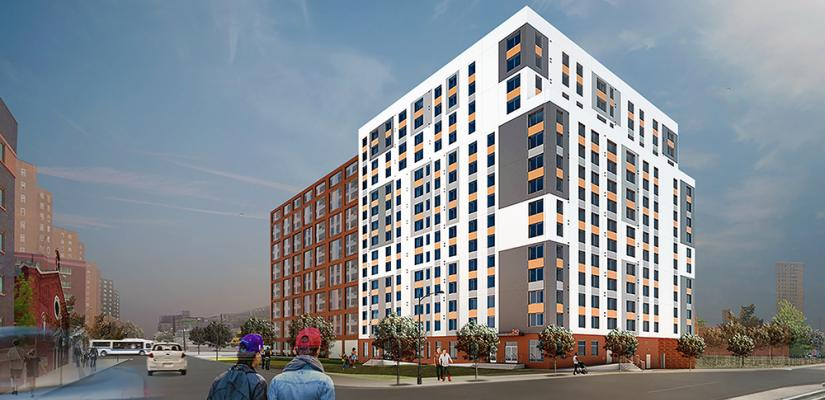 North America's Largest Affordable Passive House